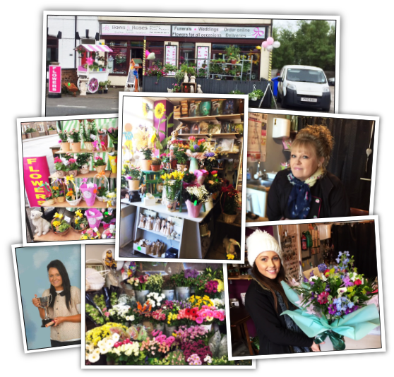 Florist Same Day Flower Delivery Bolton, Wigan & Hindley